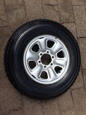 Wheel And Tyre Toyota Prado