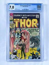Journey into Mystery #113 - CGC 7.0 *Loki Origin Continues* Silver Age Comic