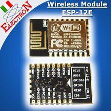 New ESP-12E / Esp8266 Serial WIFI REMOTE IOT NODEMCU TRANSCEIVER Wireless Module