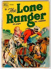 THE LONE RANGER #29 - Dell 1950 FR Vintage Comic