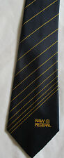 NAVY FEDERAL NAVY BLUE MADDOCKS & DICK LTD TIE