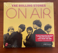 THE ROLLING STONES - On Air (Limited Deluxe Edition) 2CD Digipack New Nuovo