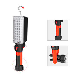 2modes LED Work Light Torch Inspection Lamp Magnetic Flash Cordless WorkLight