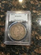 1903-S Morgan Dollar F12 PCGS BETTER DATE!  NICE ORIGINAL!