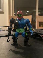 Motu Trap-jaw Vintage Complete He-man Mattel Figure