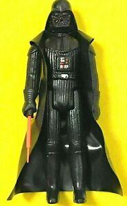 Star Wars Vintage 1977 Darth Vader Complete First 12 Kenner Mushroom Tip Saber
