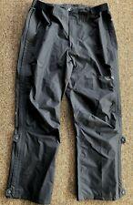 Mountain Hardwear Exposure 2 Gore-Tex Paclite Pant Men's Size XL Dark Gray $200