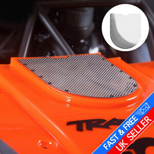 Metal Engine Cover For Traxxas UDR Fox Rigid Bonnet Hood 1:7 RC Desert Truck