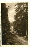 uralte AK Jugendherberge Mortelgrund Sayda Erzgebirge 1934 //24