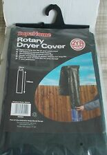 waterproof cover for rotary clothes line dryer Economy new