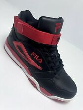 Men's Fila Red   Black Multiverse Fashion Sneakers