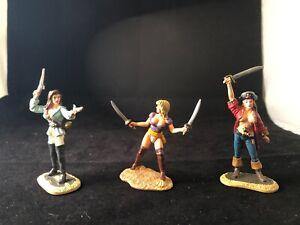 CONTE PIRATE WOMEN 3 SEXY Pirates Caribbean ANNE BONNY PIR021 MARY READ