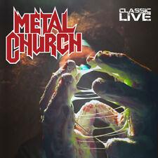 Metal Church - Classic Live [New CD] Explicit, Bonus Track