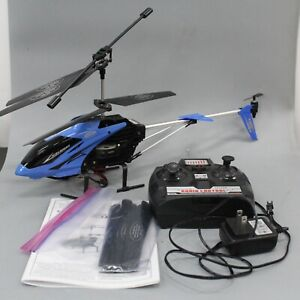 """3.5 Channel Remote Control Helicopter Harbor Freight 62578 16.5"""" L"""