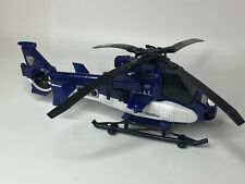 """Tonka 15"""" Toy SWAT Police Rescue Helicopter with Expanding Blades (2014)"""