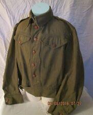 WWII Korean war British Army BD Denim Utility Work Jacket Coat