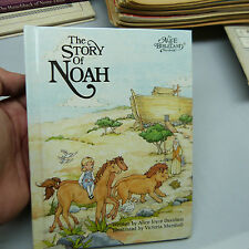 1991 ALICE IN BIBLELAND STORYBOOK: THE STORY OF NOAH, HARDCOVER (B15)