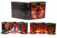 AC/DC - RADIO LUCIFER - THE LEGENDARY BROADCASTS, 1981-'96 - 6 CD BOX SET