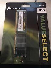 New listing Corsair 1Gb Ddr Sdram Memory Module - 1Gb (1 x 1Gb) (3c)