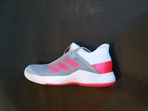 Adidas Womens Adizero Club Tennis And Racquet Sports Shoes CG6364 SZ-9