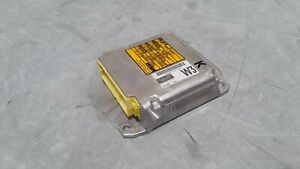2004-2009 TOYOTA PRIUS HYBRID SRS SAFETY AIRBAG COMPUTER CONTROL MODULE OEM