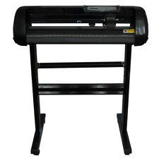 24 500g Vinyl Cutter Plotter Sign Cutting Machine With Craftedge Software Jk721