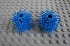 LEGO Pair of Dark Blue Car Wash Brush Brushes