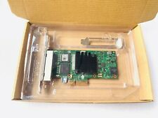 Dell Intel I350-t4 Quad Port Gigabit Ethernet Server Network Card PCIe T34f4