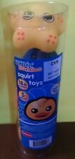Bathin' Buddies Squirt Toys 5 ct Ducks, Star Fish, Fish Boys & Girls 18mos+.New