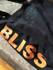 Rare Unif Bliss Thick Canvas Bag Tote Double Pocket