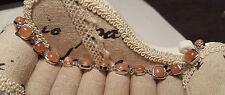Moonstone Not Enhanced Sterling Silver Fine Bracelets