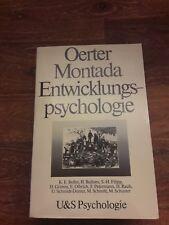 Entwicklungspsychologie. Oerter, Rolf and Leo Montada: