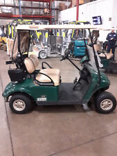 2015 EZGO TXT 48 VOLT 2 PASSENGER GOLF CART WITH CHARGER