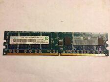 2GB Desktop Memory Ramaxel PC2-6400 DDR2-800MHz CL6 240-Pin DIMM Desktop Memory