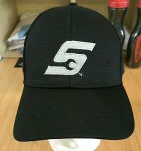 Genuine Snap-On Tools Black Embroidered Logo Baseball Cap Hat Brand New