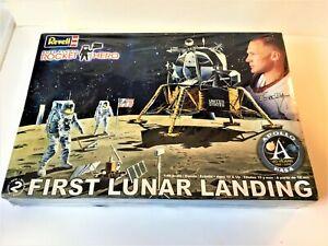 Revell Models 2009 Buzz Aldrin Moon Landing Diorama Model Kit MINT Sealed