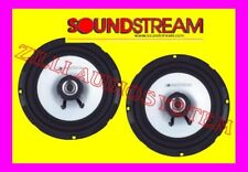 COPPIA casse da 165 mm Soundstream SF-652T SF 652T 60 W