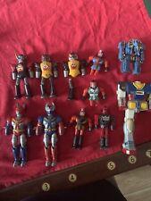 robotech lotto Gundam Transformers Polistil Vintage Anni 80