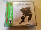 Final Fantasy Anthology Complete Sony Playstation 1 1999