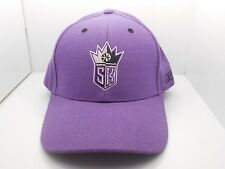Sacramento Kings NBA Licensed Reebok Ball Cap Hat New Still has foil sticker H21