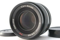 【Near MINT】 Contax Carl Zeiss T* Sonnar 85mm f2.8 AEG MF Lens for C/Y From JAPAN