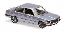 BMW 323i E21 1975 hell blau met. 1:43 MaXichamps Minichamps 940025472 neu & OVP