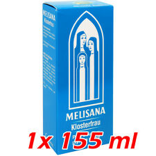 Melisana 155ml Klosterfrau herbal mixture muscle pains natural medicine TOP