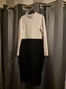 Size 12 Boohoo Pencil Dress