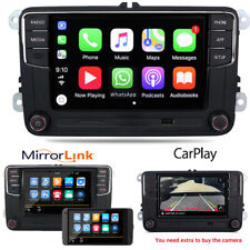 "6.5"" Autoradio RCD330 CarPlay 280 187B BT Pour VW Golf 5 6 Polo Tiguan Passat CC"