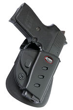 FOBUS PADDLE HOLSTER SIG SAUER P239 239 .40 .357 CAL CONCEAL CARRY PISTOL GUN