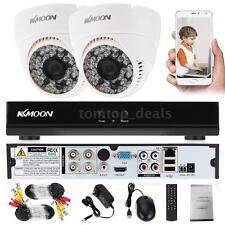 4CH 960H AHD HDMI 800TVL DVR Network HD Home CCTV Security Camera System US L9U8