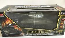 WSN Trumpeter 1:16 RUSSIAN T-34/85 RC TANK INFRARED 2.4 GHz Combat Game System