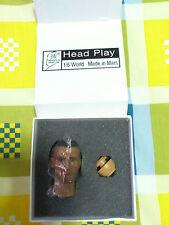 1/6 Head Play Jake Gyllenhaal Head Sculpt (NIB)