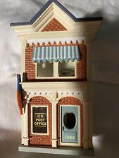 Hallmark Keepsake Ornament U.S Post Office #6 in Nostalgic Houses and Shops 1989